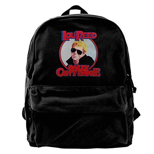 Lou Reed Sally Can't Dance Unisex,Lightweight,durable,school Backpack,multi-purpose Backpack,travel Backpack