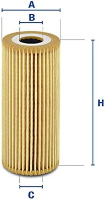 Ufi Filters 25.067.00 /Ölfilter Wechselfilter