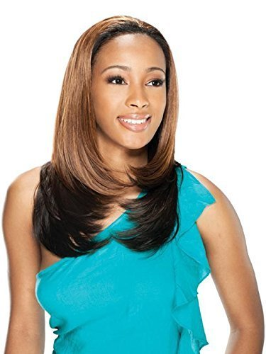 RAMPAGE GIRL - Shake N Go Freetress Equal Drawstring Fullcap Synthetic Hair Wig #1B