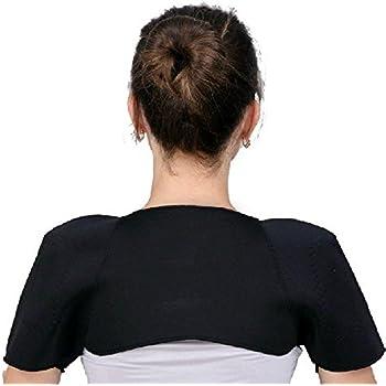 Magnetic Shoulder Warm Pad, Healsmile Magnetic Therapeutic FAR-INFRARED Shoulder Support BEST FITS SHOULDER WIDTHS 14