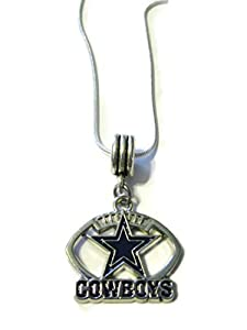Amazon dallas cowboys sterling silver 18 necklace sports dallas cowboys sterling silver 18 necklace aloadofball