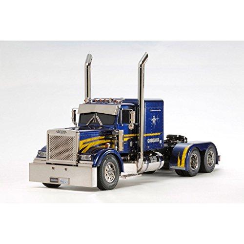 Tamiya America, Inc 1/14 Grand Hauler Kit, TAM56344 (Tamiya Trucks)