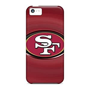 High Grade Whcases Flexible Tpu Case For Iphone 5c - San Francisco 49ers