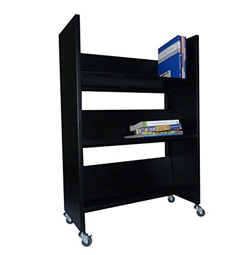 Fixture Displays Metal Book Cart Pew Cart 11241 11241