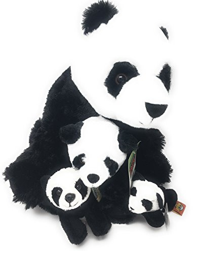 Plush Panda Family Bundle Medium product image