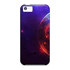 meilinF0005c For Iphone (star Wars Fiction Planet) PC mobile phone Durable Iphone Cases case yueya's casemeilinF000