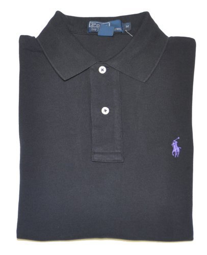 polo-ralph-lauren-classic-fit-polo-mens-polo-shirt-black-size-xxl