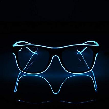 Amazon.com: Gafas de neón con el mejor diseño, gafas LED ...