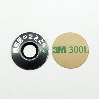Dial de modo 5d mark iii cubierta superior modo Plate interfaz ...