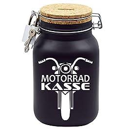 Spardose zum Füherschein für angehende Motorradfahrer