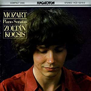 Wolfgang Amadeus Mozart Zoltan Kocsis Mozart Piano