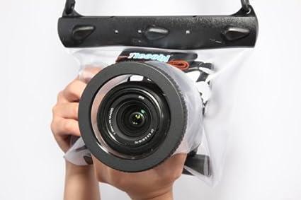 Nuevo profesional SundayZaZa 20 m impermeable para cámara réflex ...