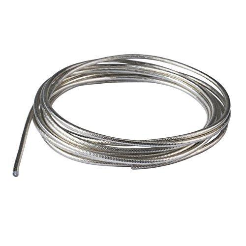 Eightwood RF Coax Coaxial Semi-Flexible RG402 .141'' Cable, 10 feet