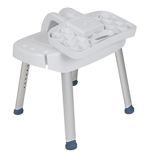 Drive Medical Bathroom Safety Shower Chair With Folding