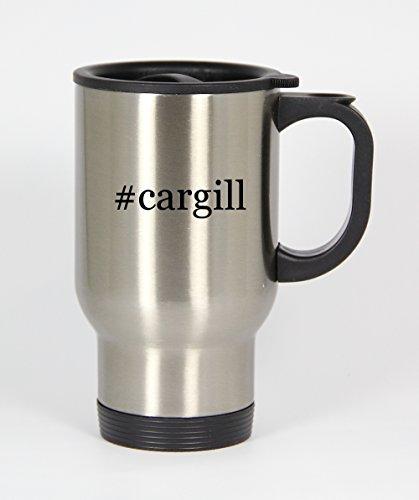 cargill-funny-hashtag-14oz-silver-travel-mug