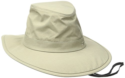 Outdoor Research Olympia Rain Hat, Cairn, Medium