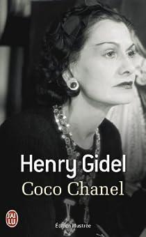 Coco Chanel Henry Gidel Babelio