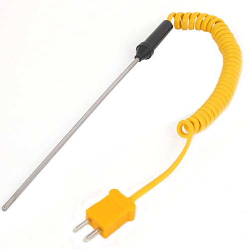 K-Type Thermocouple Probe Temperature Controller Wire Sensors