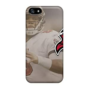 Defender Case With Nice Appearance (tampa Bay Buccaneers) Case For Ipod Touch 4 Cover