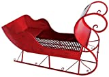Sunset Vista Designs Metal Sleigh, 63''