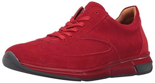 Sneaker 9 M US Fashion Aquatalia Zander Red Men ZXnqwBSt