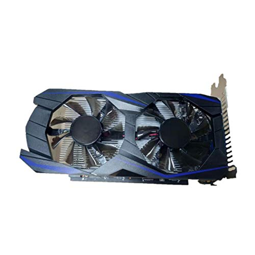 Serveyou 4GB GDDR5 Independent PCI Express Silent Cooling Graphics Card Video for GTX960(Black)