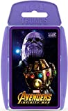 TOP Trumps - Avengers Infinity! Perfect Indoors, Travelling, Camping Holidays