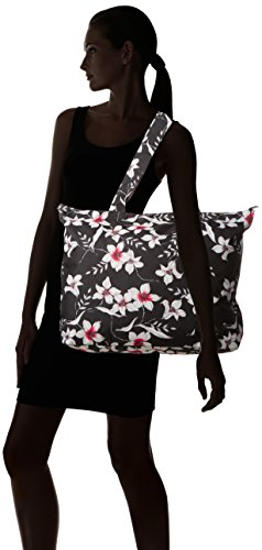 Shopper Aop Wild Sac Bw W Pink Black O'Neill Noir Everyday UBnva6Wq