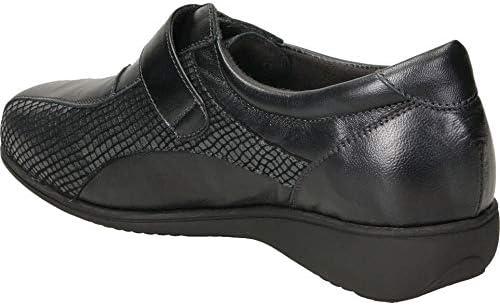 Arzt-Schuhe 53521 Damen Grau
