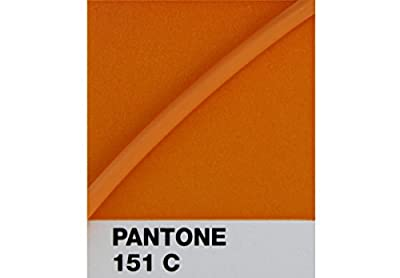 Orange 1.75MM ABS Pro 3D Printing Filament Sample (20 meters)
