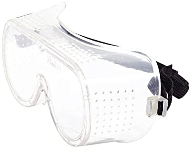 School College Workshop Safety Goggles Eye Protection Pk of 2