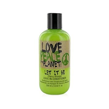 TIGI Love, Peace and The Planet Let it Be Leave-In Conditioner, Cherry 0e752ce5009