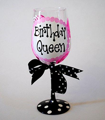 Diva Wine Glass (