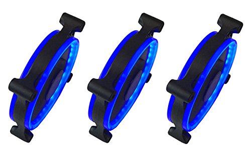 Apevia C 57.67 CFM 120 mm Fans 3-Pack