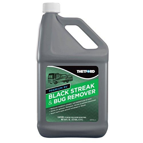 Thetford 64 fl. oz. Premium RV Black Streak and Bug Remover-64 96015