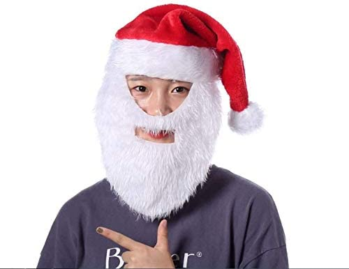 Father Christmas Santa Hat Unisex Adults and Kids