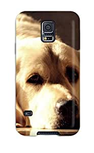 Earl N Vines GgTuZap4259lcCzU Case Cover Skin For Galaxy S5 (dog Background)