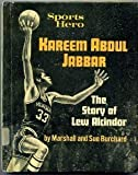 img - for Sports Hero: Kareem Abdul Jabbar; The Story of Lew Alcindor. by Marshall. Burchard (1972-01-01) book / textbook / text book