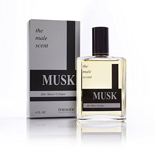 MUSK Cologne Spray, 4 oz -