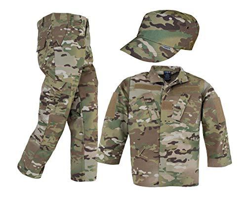 Kids Multicam Uniform 3 Piece Set]()