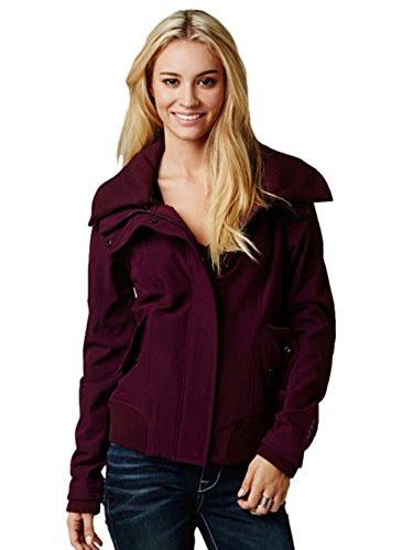Fox Racing Girls Cold Hearts Jacket, Merlot Red, X-Small by Fox Racing