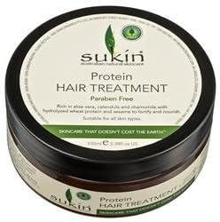 Cabello proteína Tratamiento tarro 100 ml: Amazon.es: Salud y ...