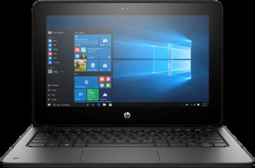 """Price comparison product image HP ProBook x360 11 G1 EE 11.6"""" Touchscreen LCD 2 in 1 Netbook - Intel Celeron N3350 Dual-core (2 Core) 1.10 GHz - 4 GB 1FY90UT A"""