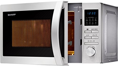 Sharp Electronics (Europe) r222stwe Microondas/800 W ...