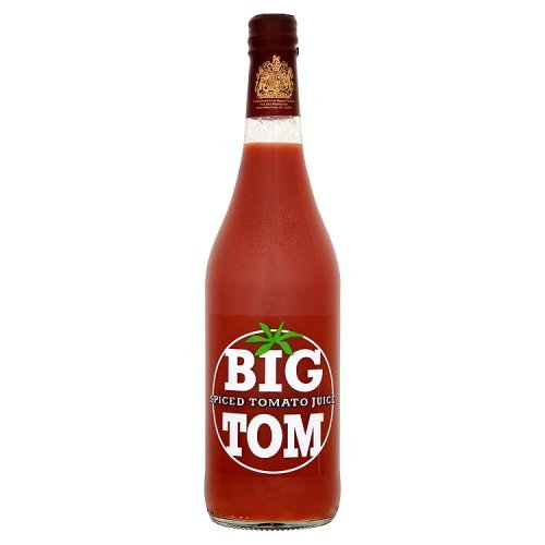 Zumo De Tomate Picante Big Tom James White 750Ml: Amazon.es: Alimentación y bebidas