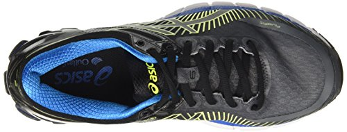 Running Men GEL AU7 Black 6 Grey Shoes Kinsei Asics Iwx4tfw