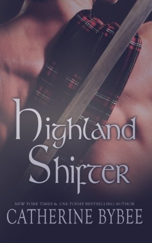 book cover of Highland Shifter