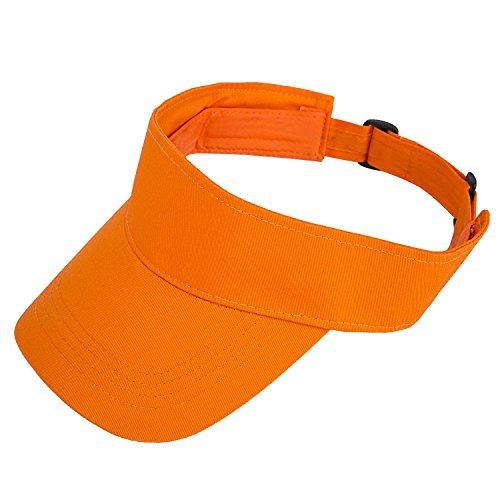 29c3023a4b09c TARTINY Unisex Premium Visor Cap - Lightweight   Comfortable Sun Protector  Hat - Ideal For Sports   Outdoor Activities - Stylish   Elegant Design For  ...