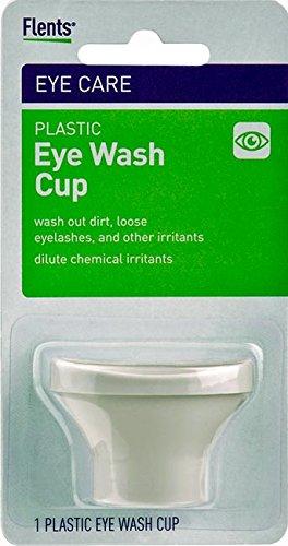 Eye Wash Cup - Flents Plastic Eye Wash Cup