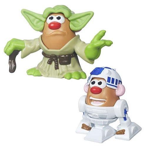 [Star Wars Mr. Potato Head Mini Mashers Wave 1 Set of 2] (Mr Potato Head Costumes For Adults)